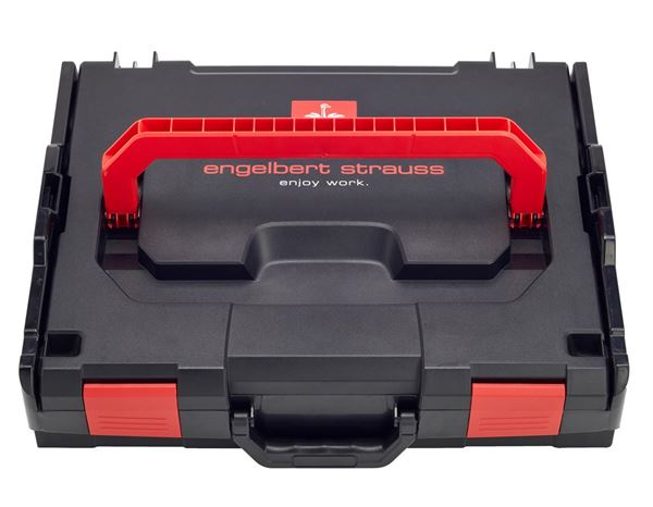 Tool Cases: e.s. Socket wrench set pro 1/4+3/8+1/2 in Boxx102 1