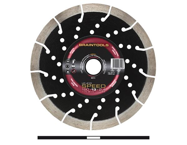 Cutting- / Sanding Discs: Rhodius High Performance Stone Cutting Disc