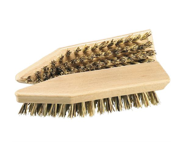 Shoe Care Products: Dirt Scrubbing brush