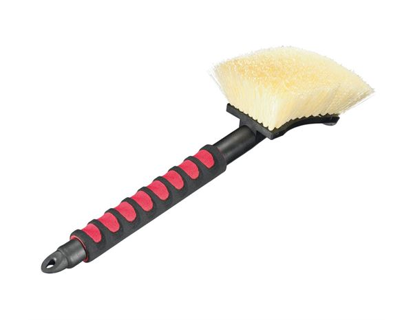 Brooms / Brushes / Scrubbing  Brushes: Rubber Fender Brush, synthetic fibre