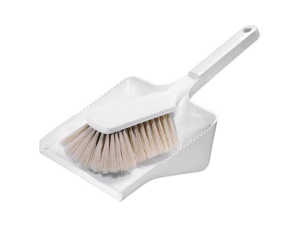 Brooms / Brushes / Scrubbing  Brushes: Dust Pan and Brush Set