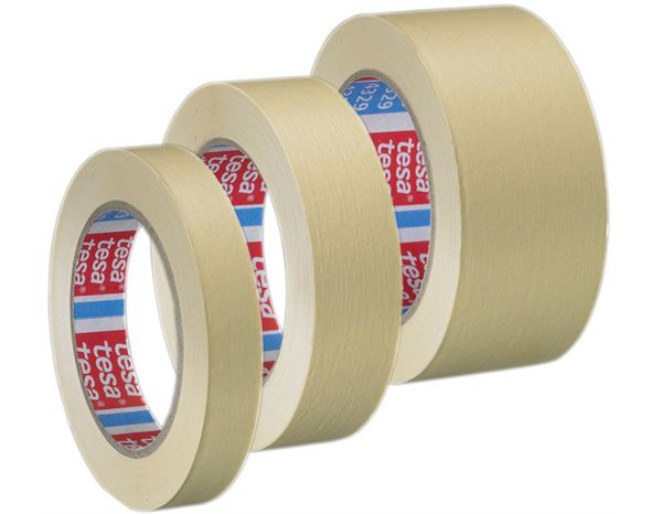 Plastic bands | crepe bands: tesa crepe painter's tape 4329