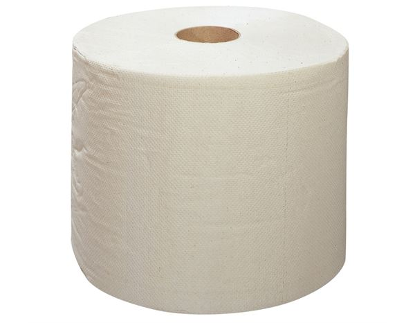 Cloths: Cleaning paper on rolls, 22 cm wide