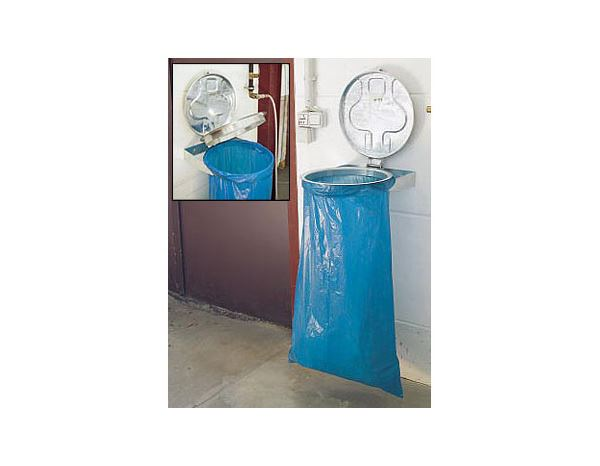 Waste bags | Waste disposal: Rubbish Sack Wall Holder