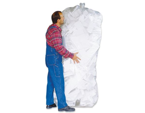 Waste Bins / Bin Bags: Polystyrene waste sacks