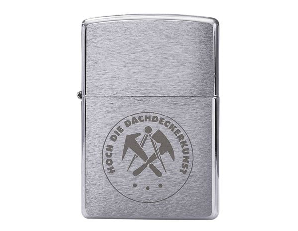Tools & Accessories: Zippo®, chrome