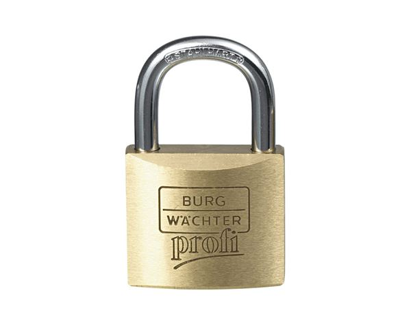 Tools & Accessories: Brass padlock 116 profi