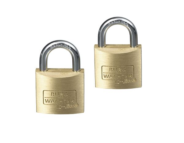 Tools & Accessories: Padlock Set 222 C-Line