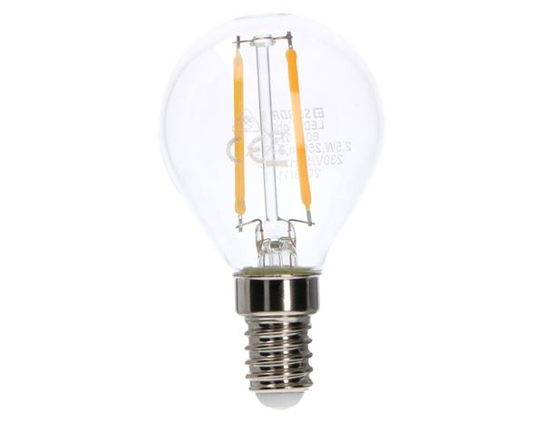 Lamps | lights: LED filament energy-saving lamp bulb
