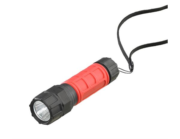 Lighting: LED torch XPE Unbreakable