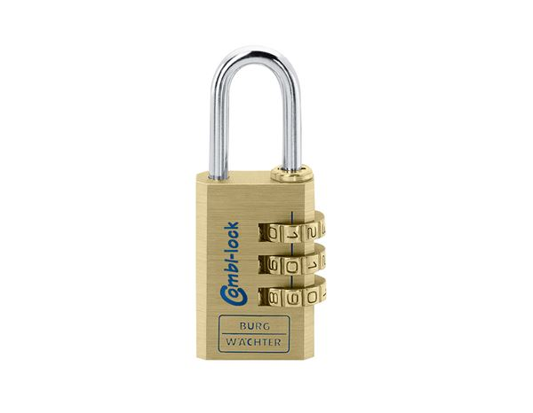 Tools & Accessories: Burg-Wächter security combination lock