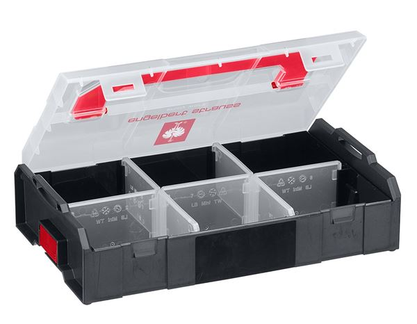 System boxes: Cup square bolt, DIN 603, 125 pieces 2
